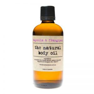 Body Oil. The Natural Deodorant. Strectch mark oil
