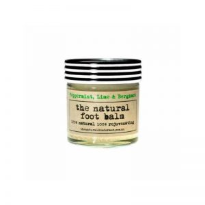 The Natural Deodorant Foot Balm