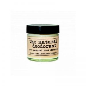 The Natural Deodorant Jar