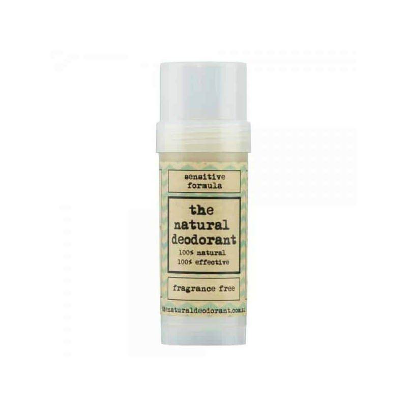 The Natural Deodorant Sensitve Stick Fragrance Free