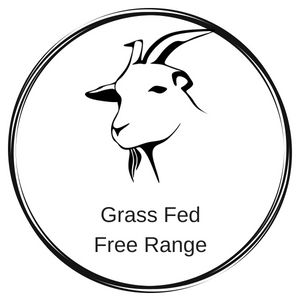 Grass Fed Free range animal product