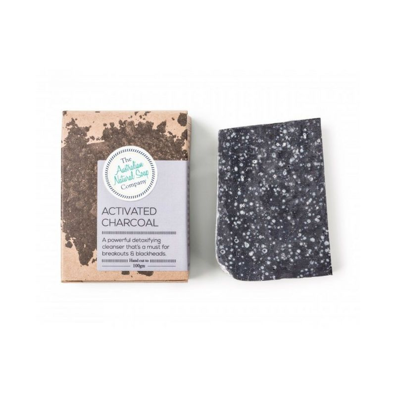 ANSC Activated charcoal Soap