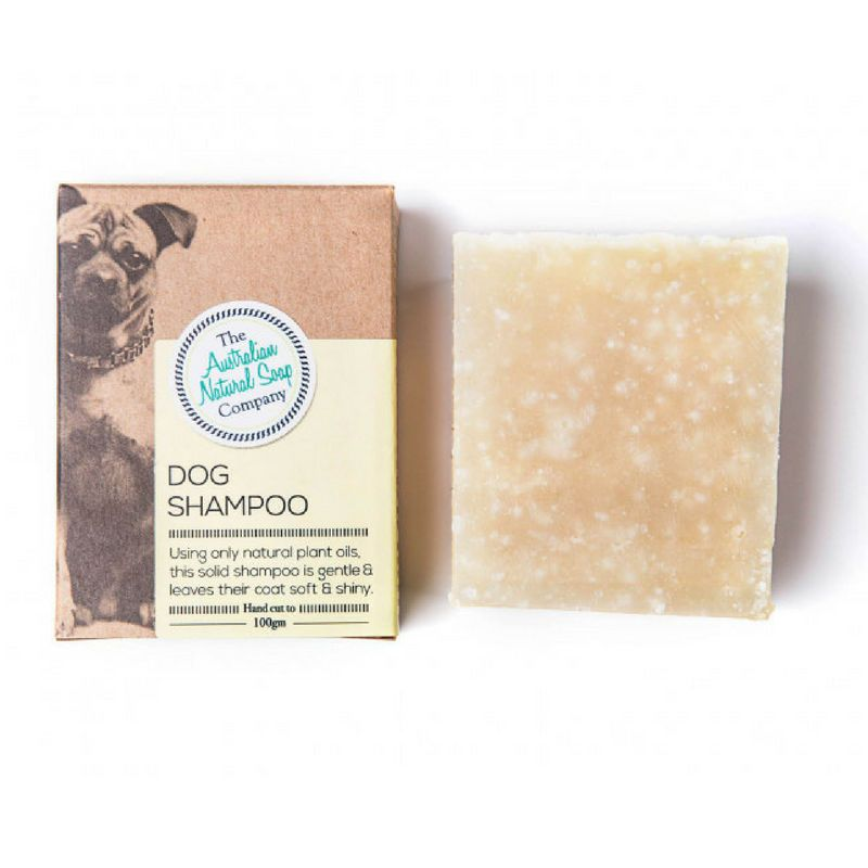 Dog shampoo ANSC shampoo bar