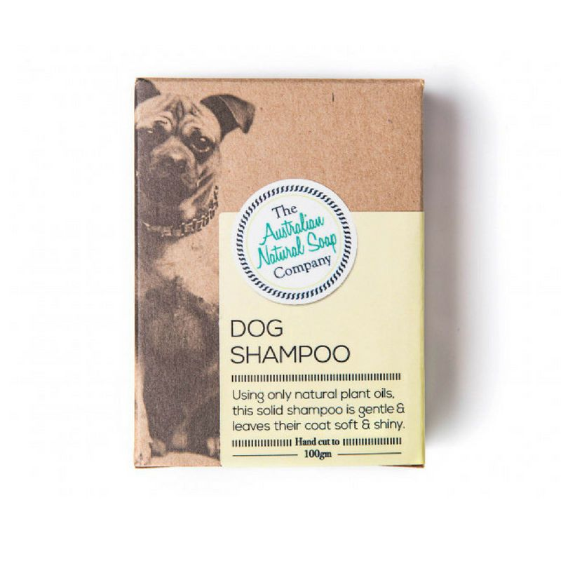 Dog shampoo bar ANSC