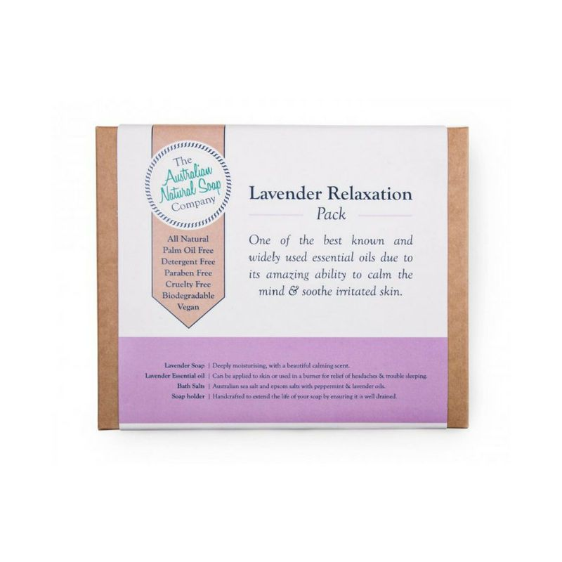 ANSC Lavender Relaxation Pack