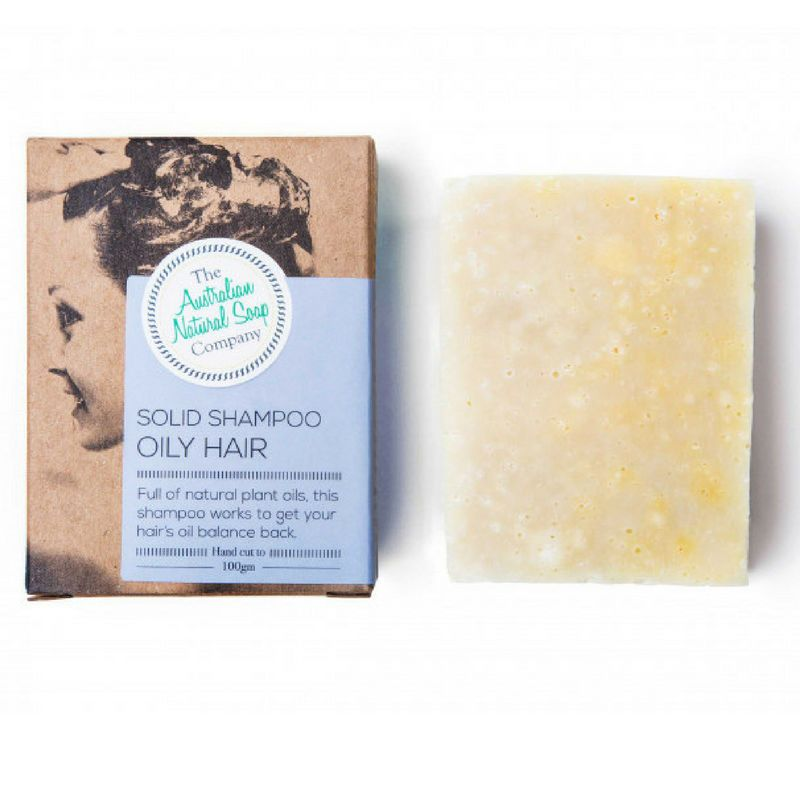 ANSC Oily Hair Shampoo bar