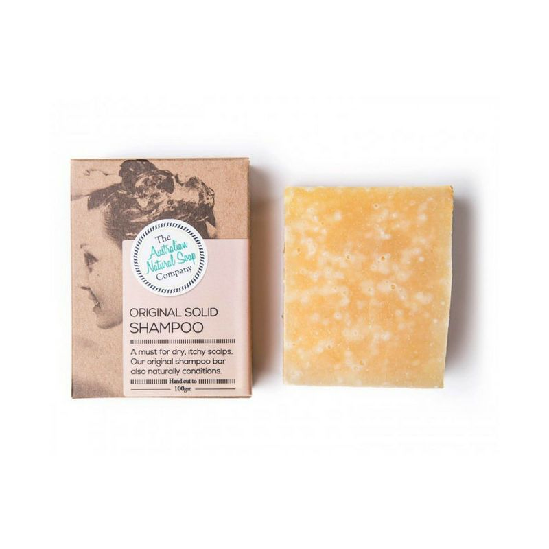 ANSC Original Shampoo Bar