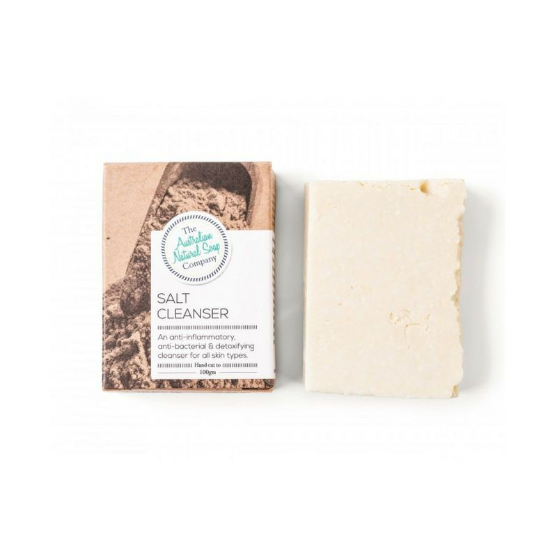 ANSC Salt Cleanser Soap