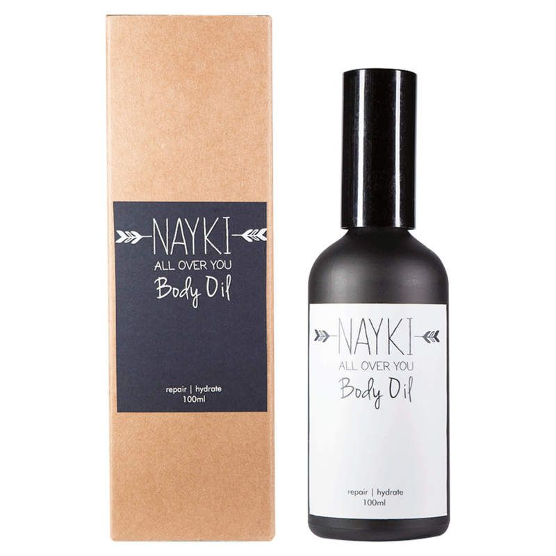Nayki All over You Body Oil