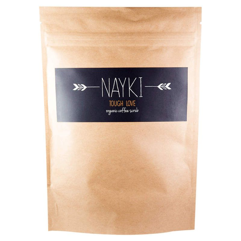 Nayki Tough Love Coffee Scrub