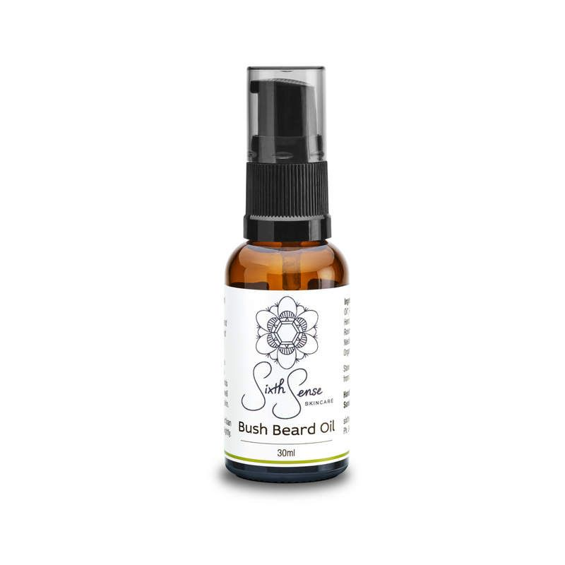 Bush Beard Oil - Sixth Sense Skin Care