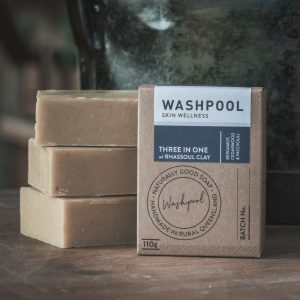 Mens wash, shampoo and shave 3in1. Bergamont, Cedarwood & patchouli