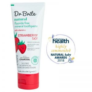 Dr Brite Natural kids toothpaste