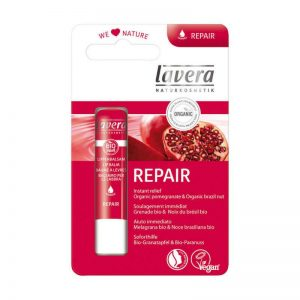 Organic Lavera repair lip balm