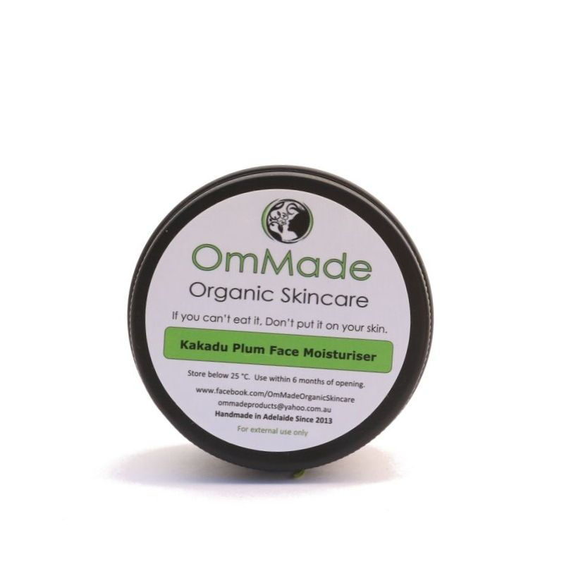 Om made tallow face moisturiser