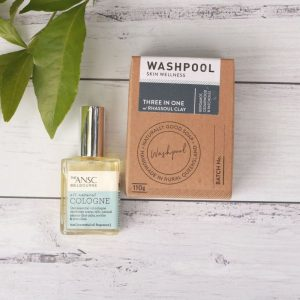 Natural ANSC Cologne gift set