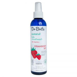 Dr Brite - Natural Kids Cleansing Mouth Rinse & Mouthwash