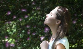 Let your skin breath to help with eczema