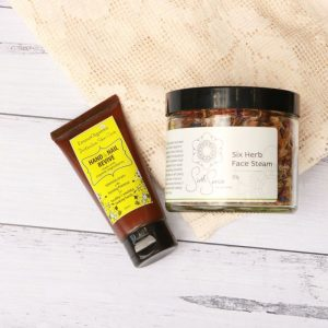 Sixth Sense Face Steam & Emma Organics Hand Cream