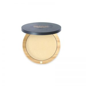 The Organic Skin Co-Pressed Powder -Camel