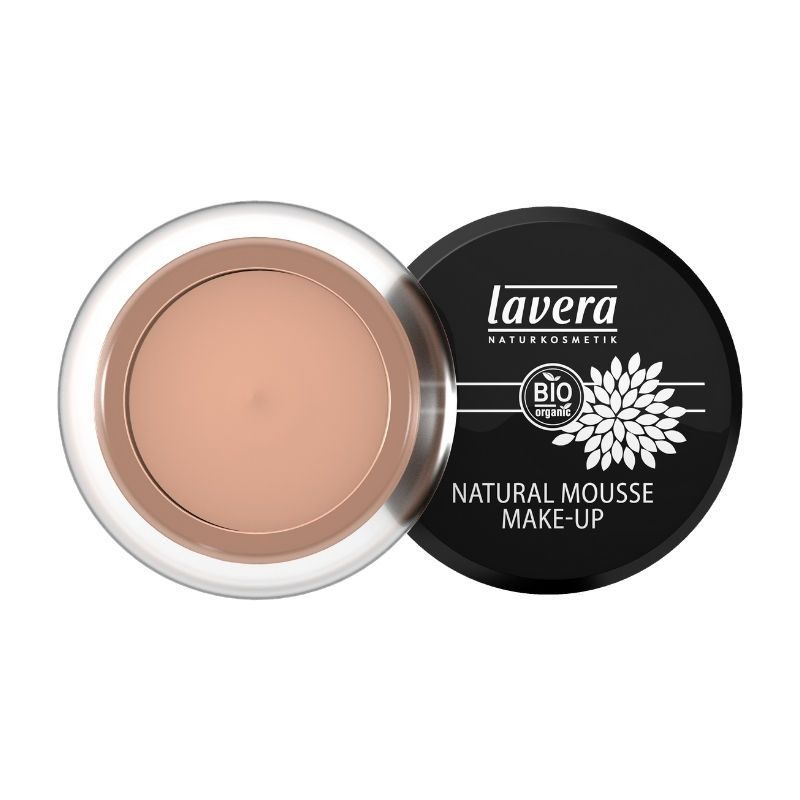 Lavera Natural Mousse Make-Up Almond