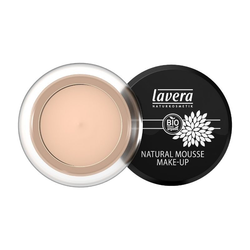 Lavera Natural Mousse Make-Up Ivory
