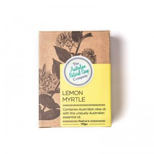 ANSC Lemon Myrtle Soap