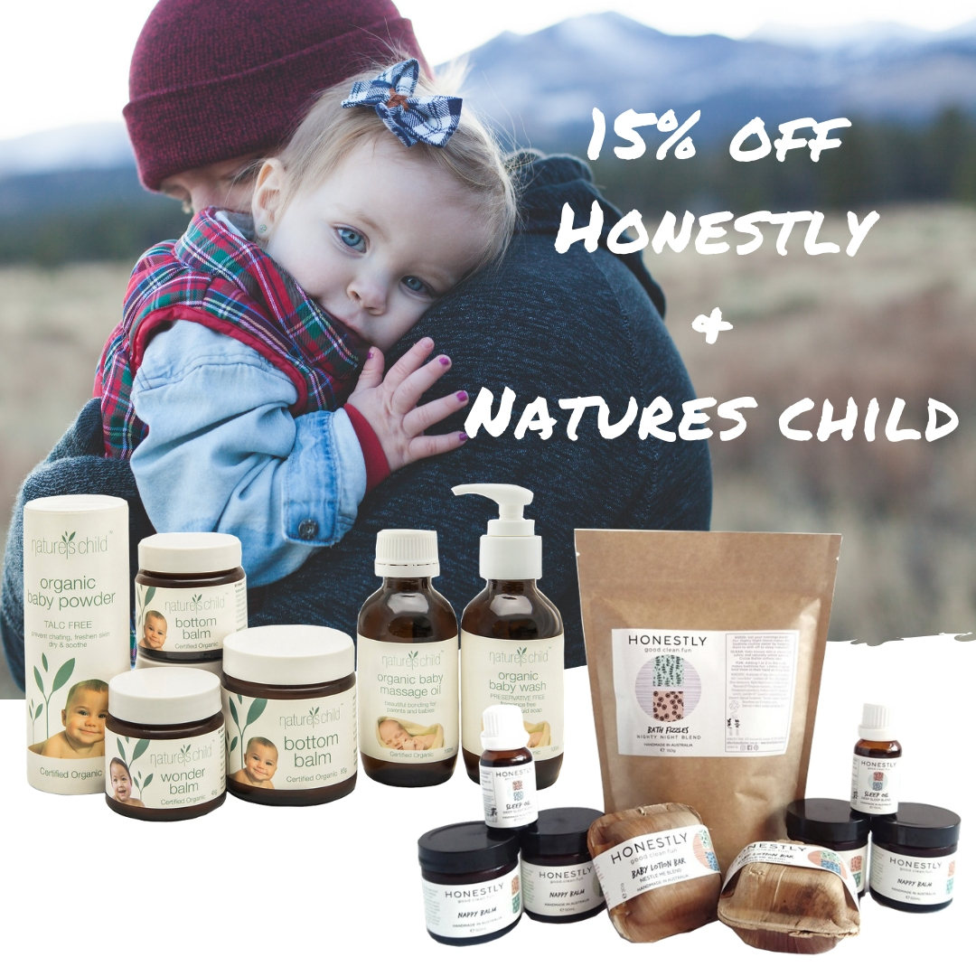 Natural Child Care Products