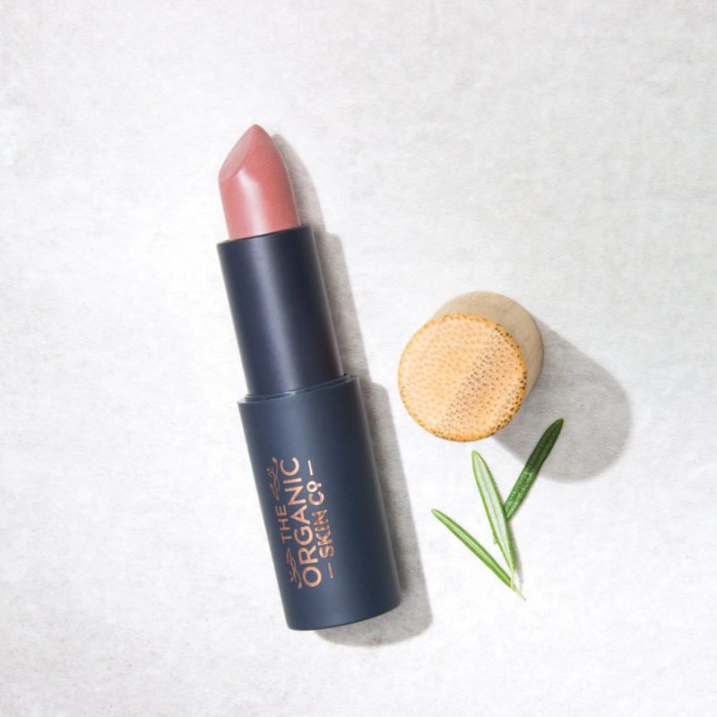 The Organic Skin Co suammer Sands Lipstick