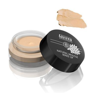 Lavera – Mousse foundation (Ivory)
