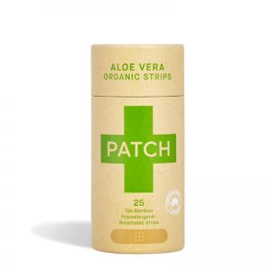 Patch- Aloe Vera Adhesive Strips 25 Tube
