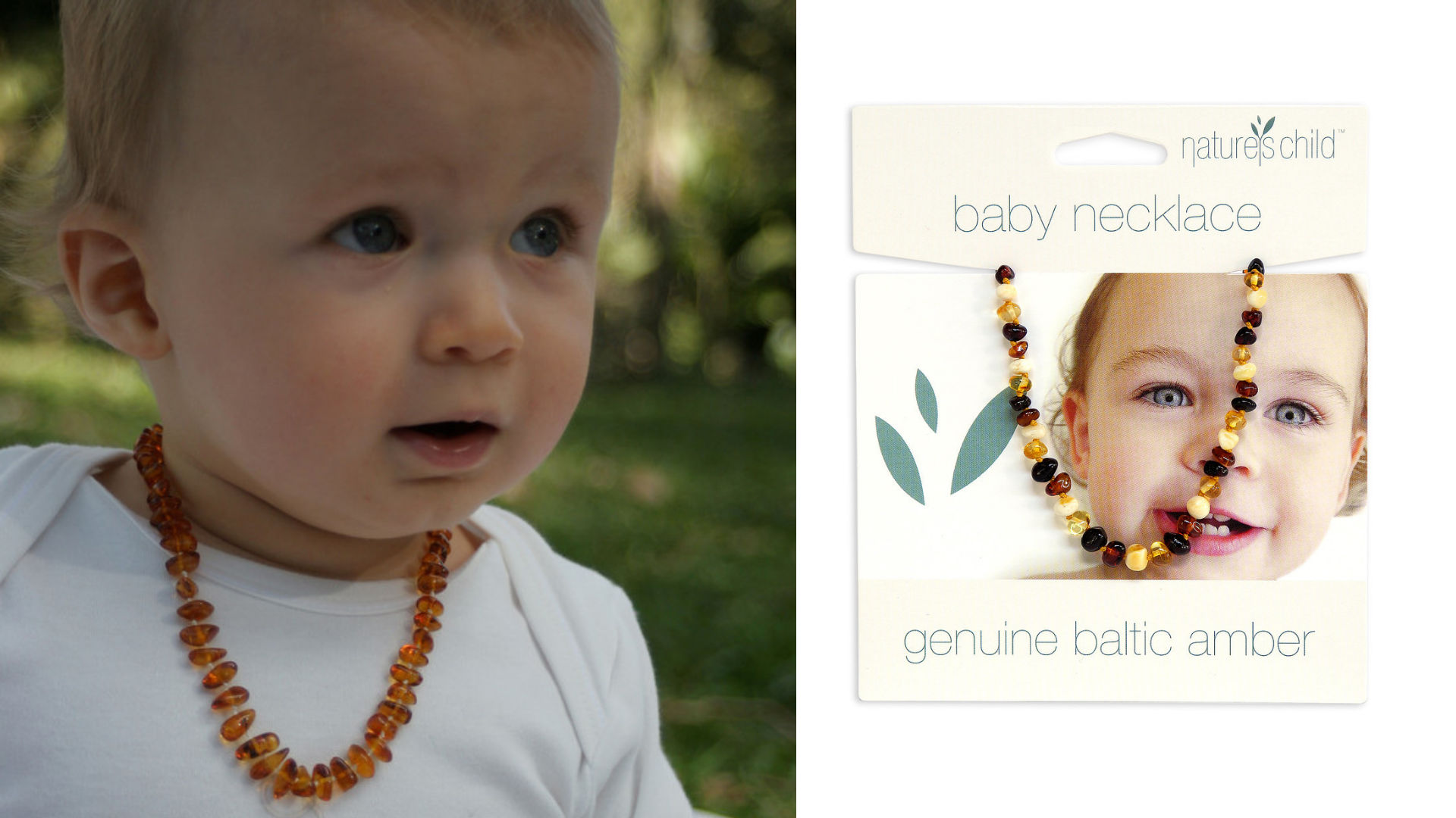 Baltic Teething jewellery for teething