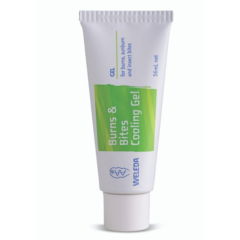 Burns and bites cooling gel weleda