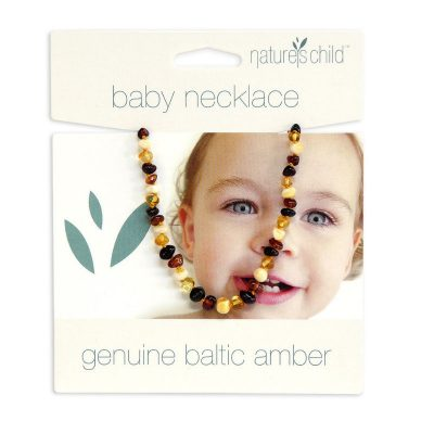 Natures Child -Baltic Amber Necklace (Mixed)