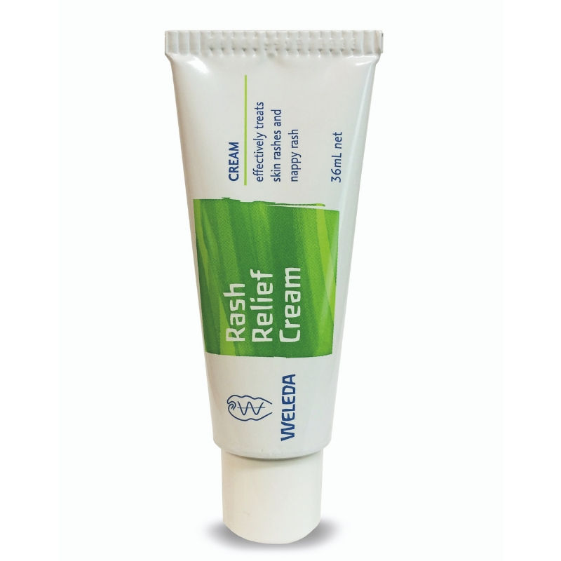 Rash Relief Cream Weleda