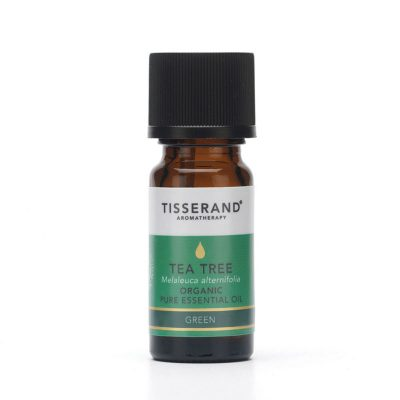 Tisserand – Organic Tea Tree Essential Oil