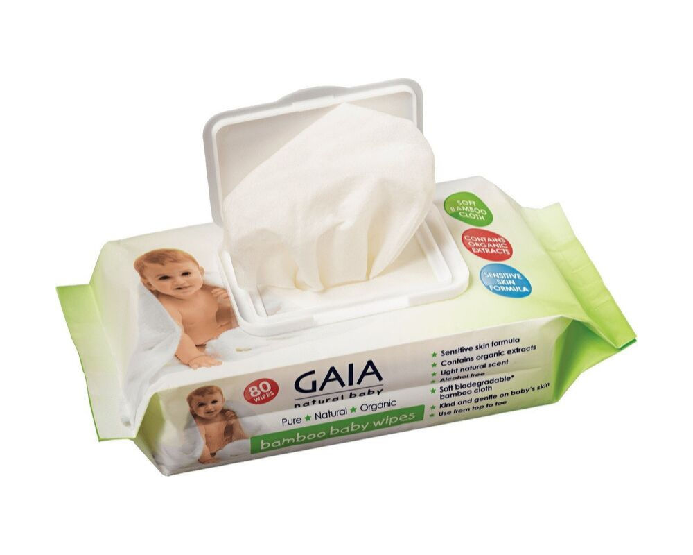 Are Gaia baby wipes toxin free? No