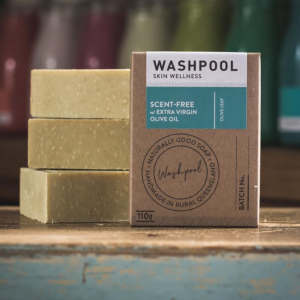 Washpool Olive Oil soap