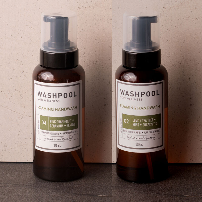 Foaming Hand Soaps Washpool