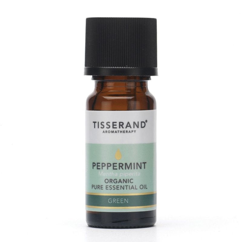 Peppermint Essential Oil Tisserand