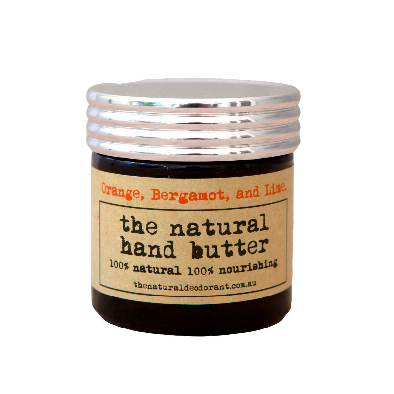 hand butter the natural deodorant